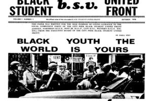 Education and the Black Student Movement