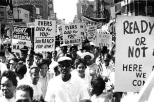 The National Civil Rights Movement in Detroit