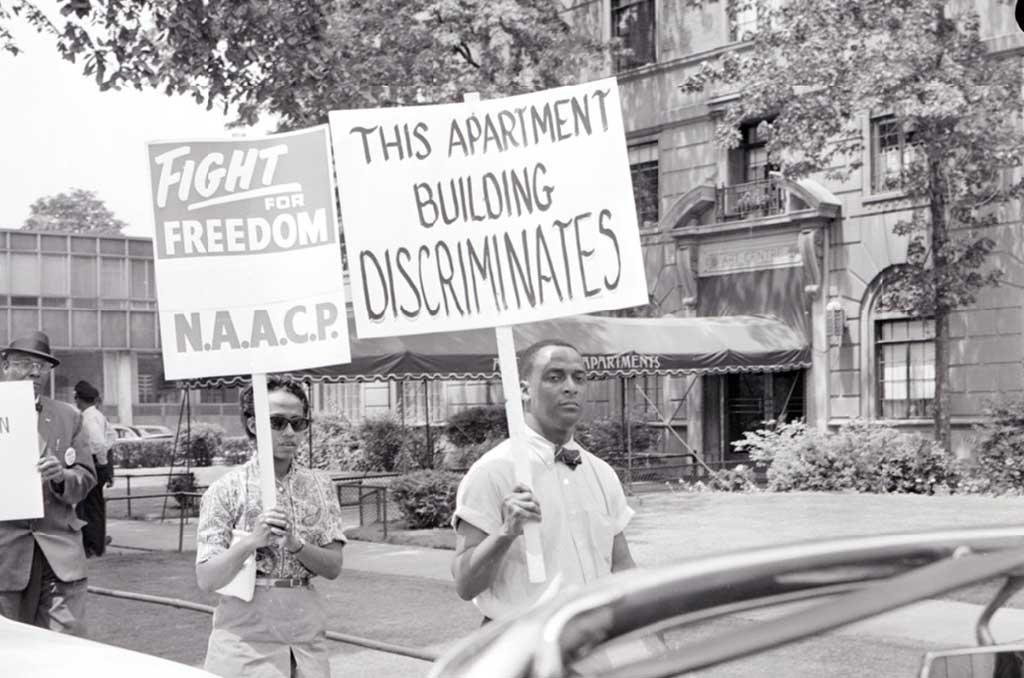 Demanding Housing Justice (1963)