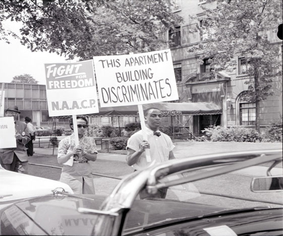 NAACP Housing Protest (1963)