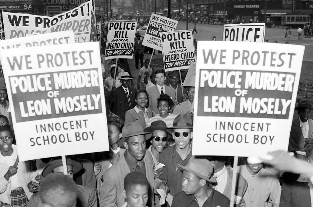 Resisting Police Brutality (1948)