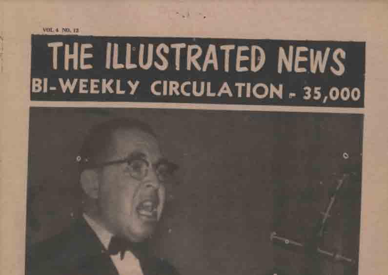 Illustrated News, Vol. 4, No. 12, September 28, 1964