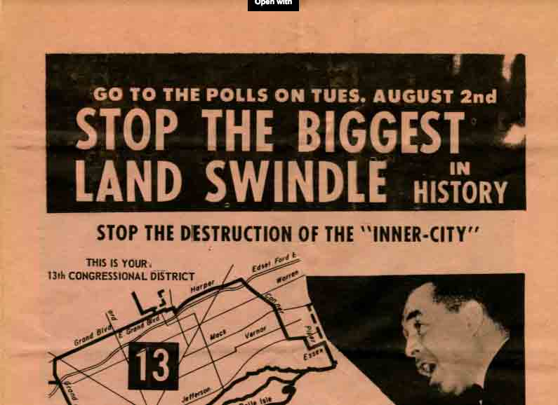 Stop the Biggest Land Swindle in History