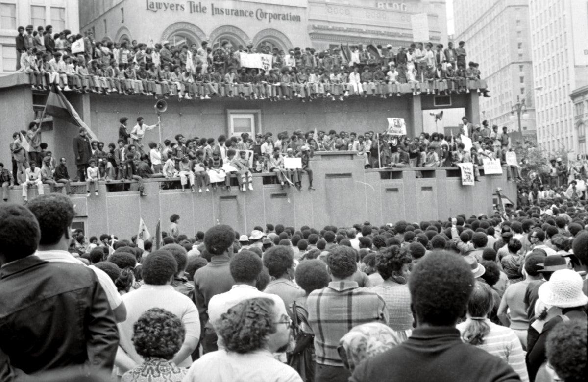 Anti-Stress Rally (1971)