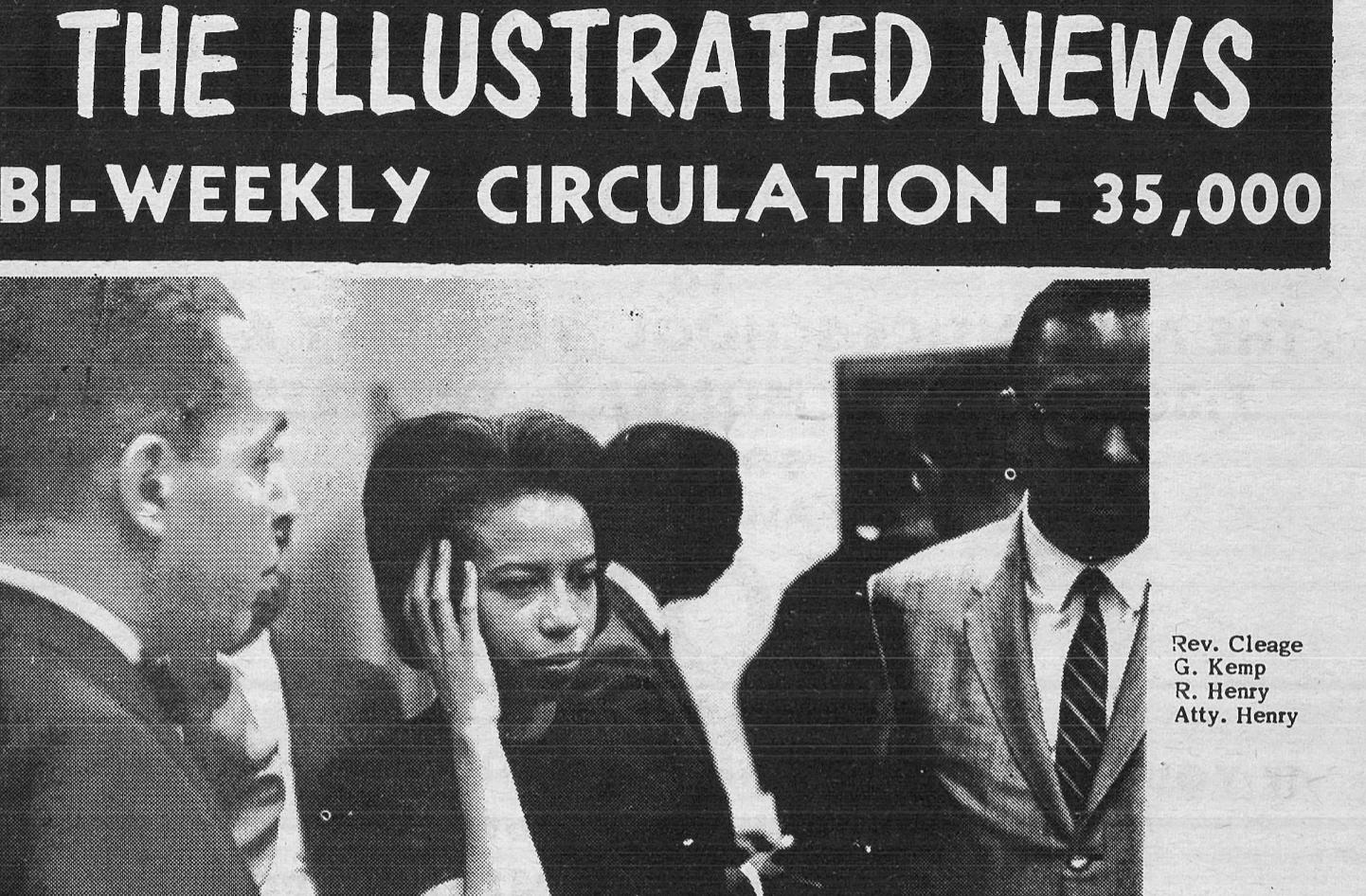 Illustrated News, Vol. 3, No. 22, October 28, 1963