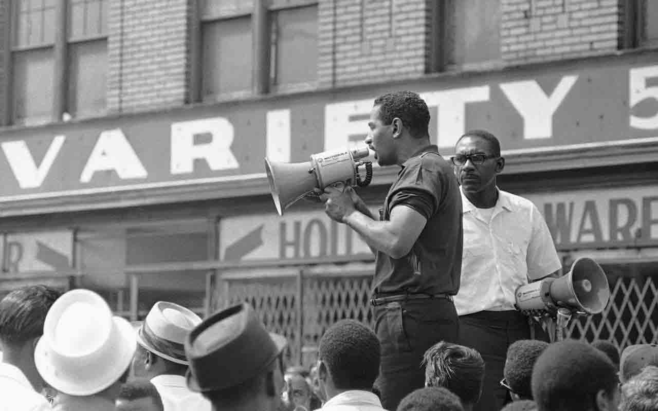 John Conyers on 12th Street (July 23, 1967)