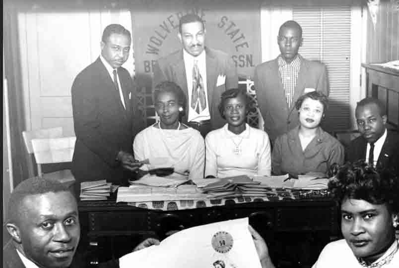 NAACP Membership Campaign, 1959