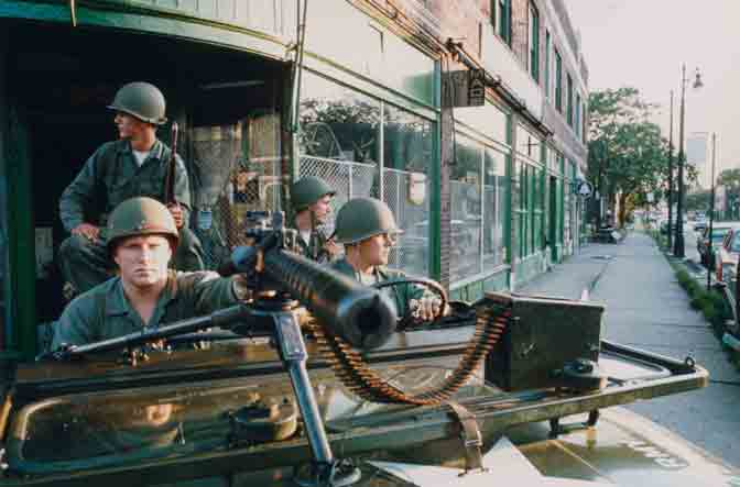 Soldiers With Mounted Gun (1967)
