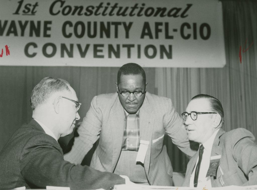 Wayne County AFL-CIO Convention, 1955