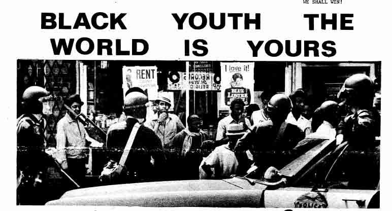 Black Student Voice (Oct 1970)