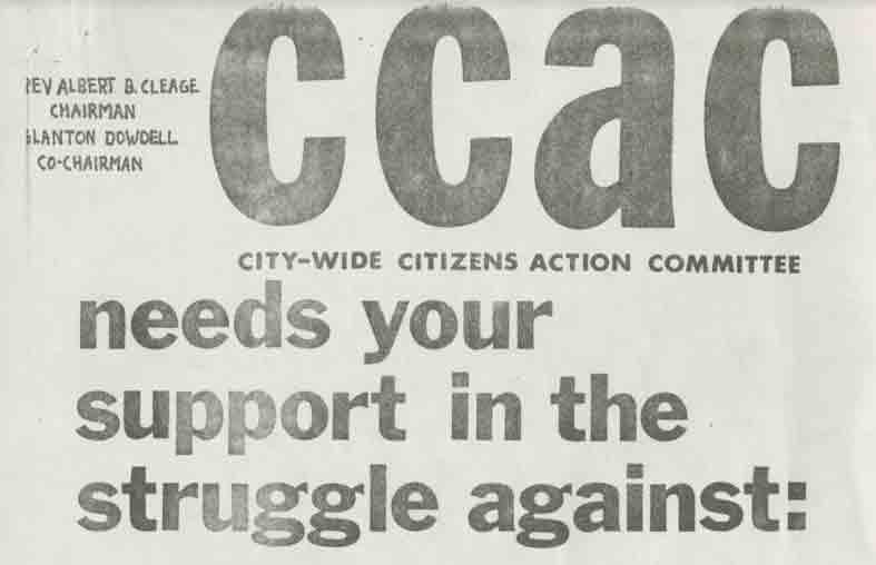 CCAC Flyer