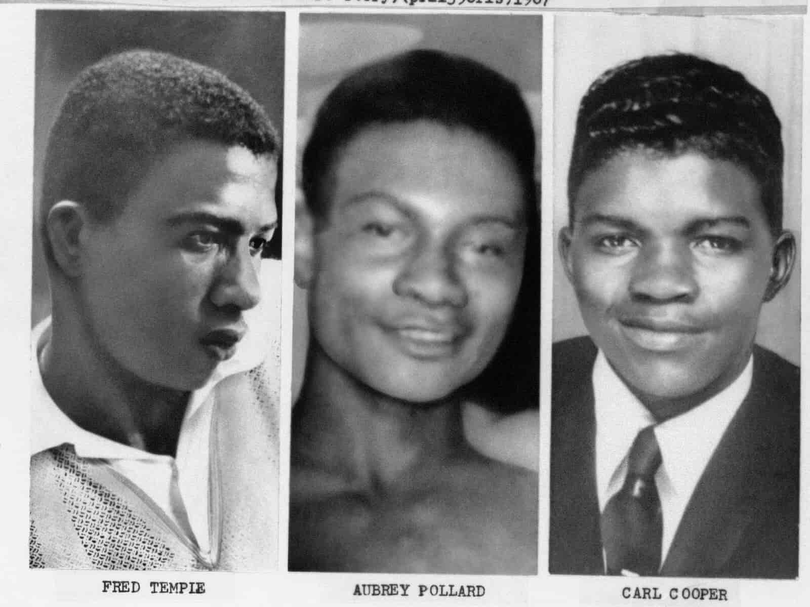 Victims of the Algiers Massacre